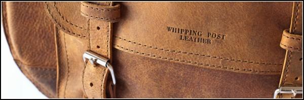 Кожаный кошелёк и другая продукция Whipping Post Leather могут похвастаться пожизненной гарантией