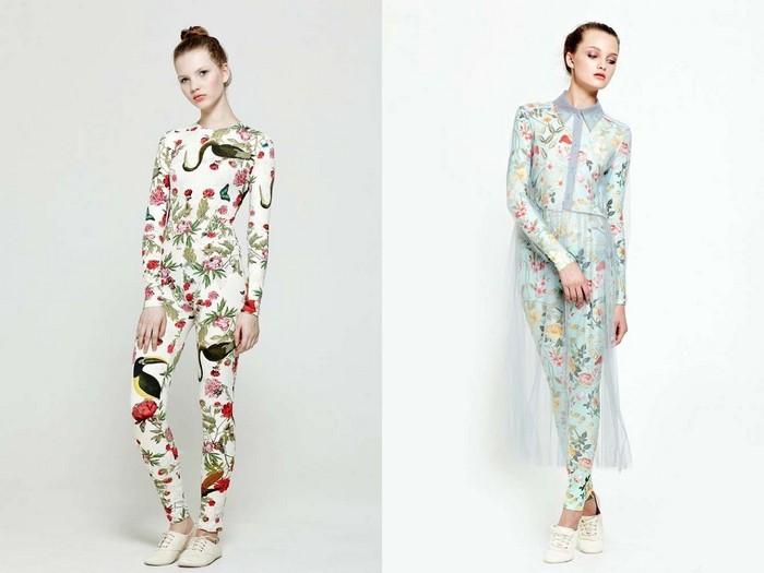 Даже одежда для сна может стать произведением искусства. В такой пижаме не стыдно и на вечеринку пойти. Отнюдь не пижамную
