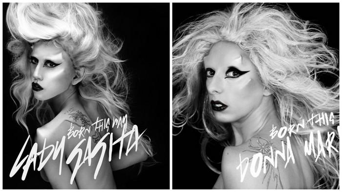 Donna Marie Trego vs Леди Гага: найдите 10 отличий