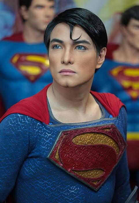 Hebert Chavez - настоящий Супермен