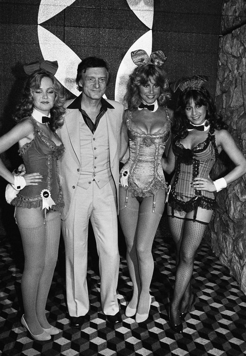 Эволюция девушек журнала Playboy: новое десятилетие – новый костюм