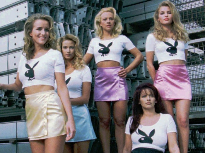 Эволюция девушек журнала Playboy: девушки с обложки нередко становятся девушками Хефнера