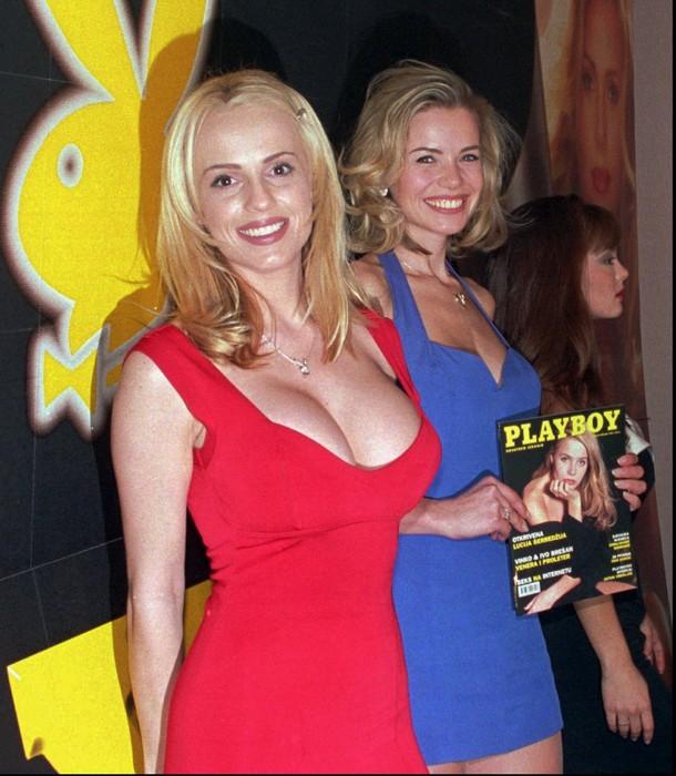 Эволюция девушек журнала Playboy: силикон – новый канон красоты моделей