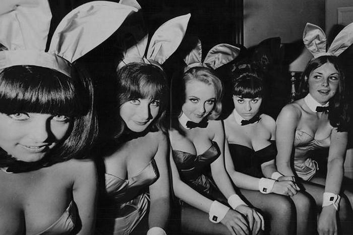 Эволюция девушек журнала Playboy: так «девушки с разворота» выглядели в 60-ых