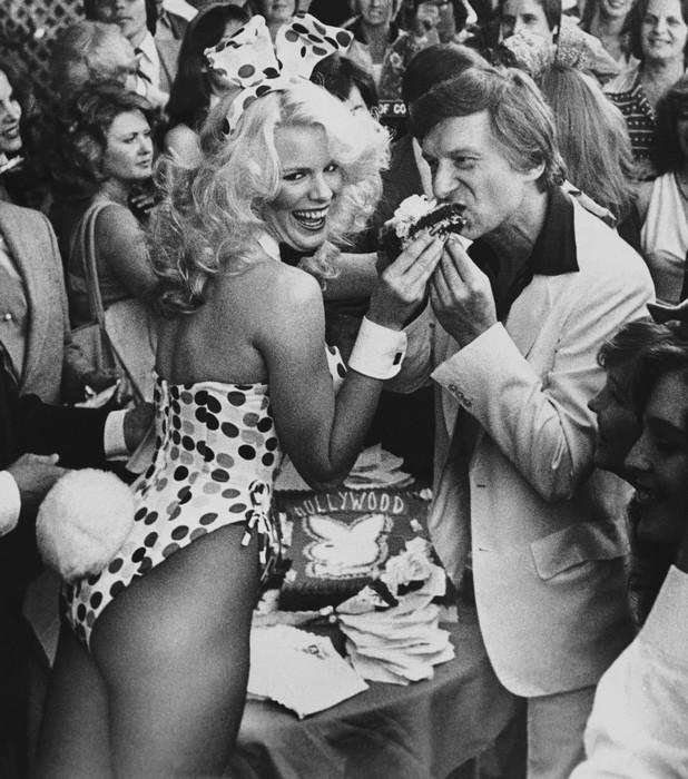 Эволюция девушек журнала Playboy: спортивные 80-ые