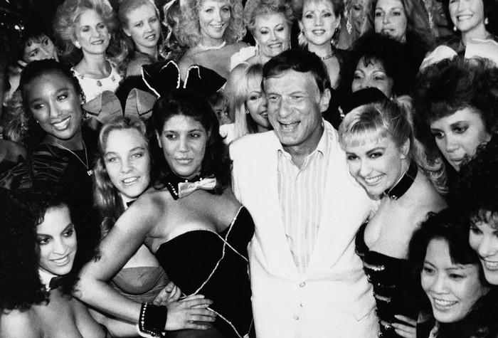 Эволюция девушек журнала Playboy: «зайчики» заметно взрослеют