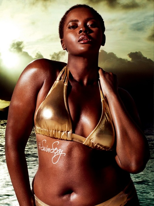 Самые неформатные модели Sports Illustrated: Филомена Квао (Philomena Kwao)