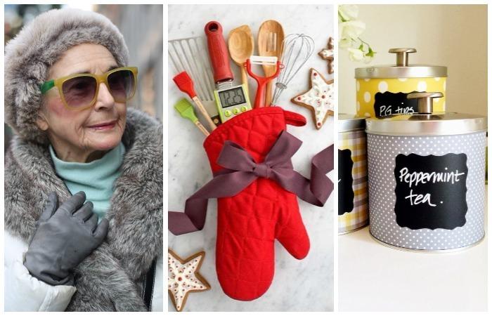 10 полезных и позитивных подарков для родных женщин.