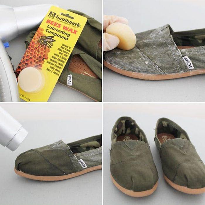 Так обувь не промокнет.