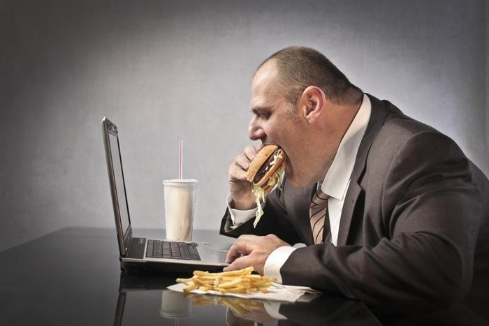 Не так уж это просто, похудеть в офисе.