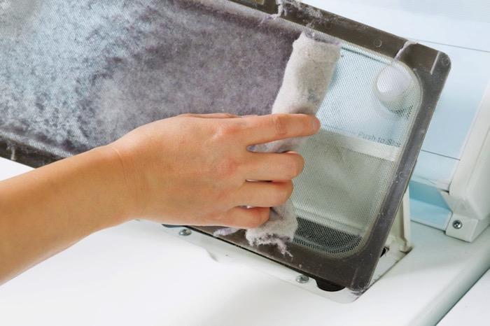 Вещи в доме, которые могут стать причиной пожара: стиральная машина.
