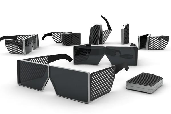 Знаменитые очки Polaroid из прошлого и будущего