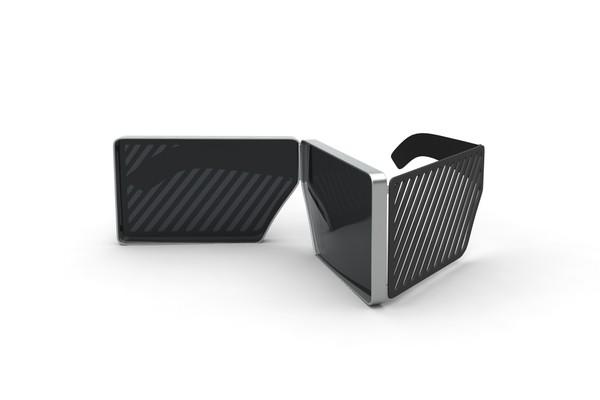 Знаменитые очки Polaroid из прошлого и будущего: Foldy