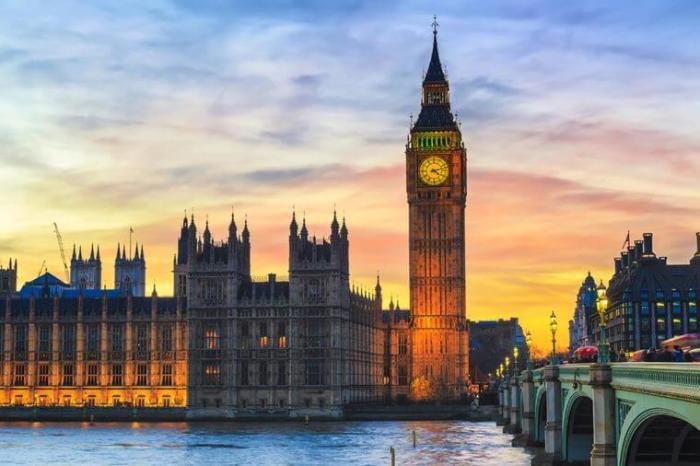 ТОП-10 популярных городов 2017: Лондон.