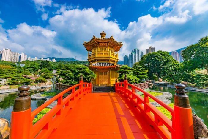 ТОП-10 популярных городов 2017:Гонконг.