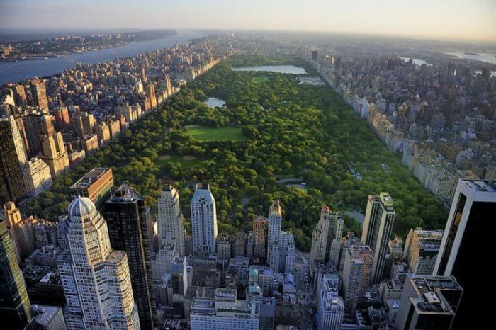ТОП-10 популярных городов 2017: Нью-Йорк.