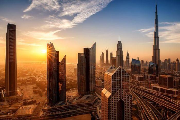 ТОП-10 популярных городов 2017: Дубай.