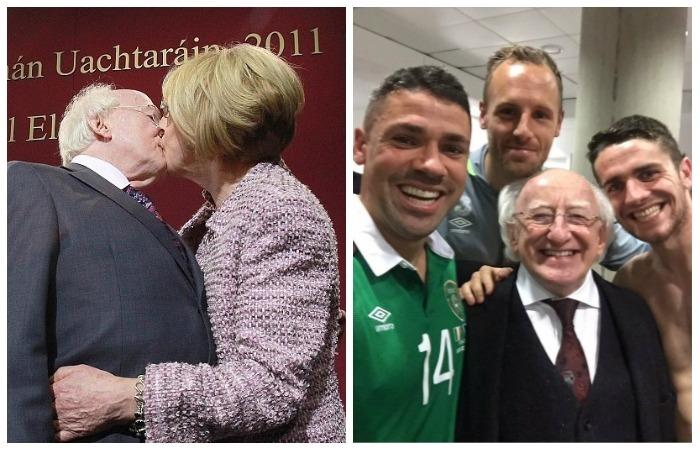Президент Ирландии Майкл Хиггинс и секреты его популярности.