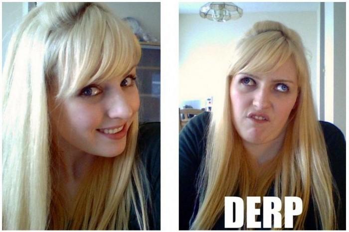 Участницы конкурса «Pretty girls making ugly faces»: вот это талант!