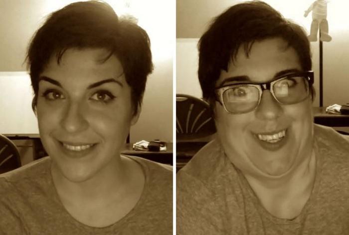 Участницы конкурса «Pretty girls making ugly faces»: как «постареть» без фотошопа.