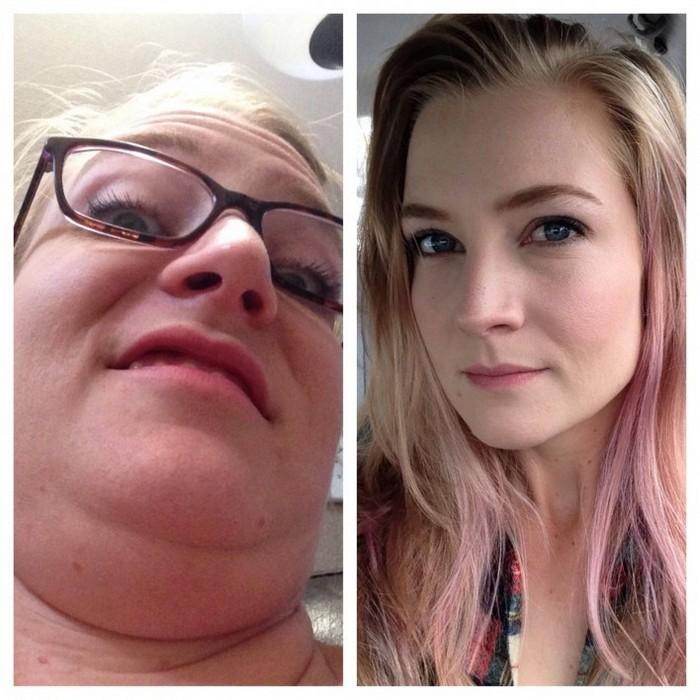 Участницы конкурса «Pretty girls making ugly faces»: не так голову наклонила.