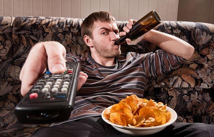 8 привычек, приводящих к лишнему весу.
