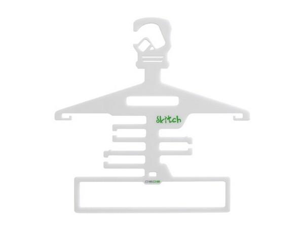 «Жизнерадостный» Skitch – многофункциональная вешалка