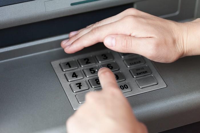 Прикрывайте клавиатуру ладошкой - поможет!