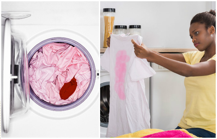 Как защитить цветные вещи от «линьки»