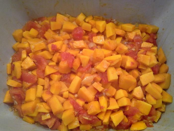 Как приготовить тыквенный кетчуп