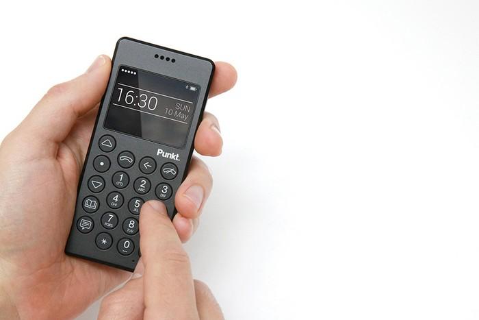Punkt – дизайнерский «не смартфон» из Европы