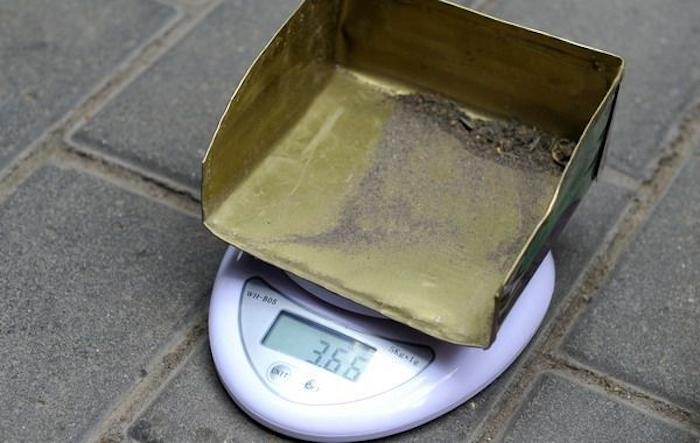 Вес пыли не должен превышать установленные государством нормы.