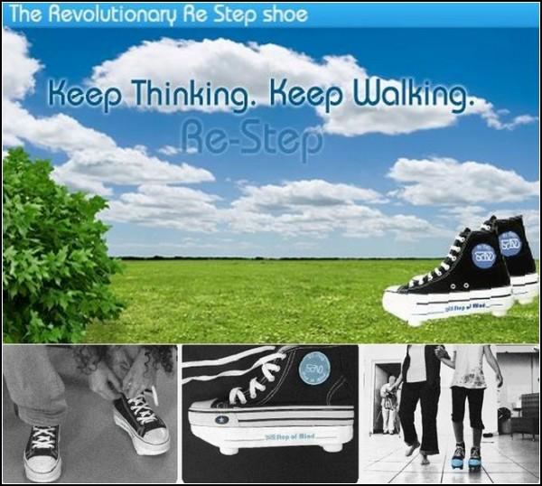 Система реабилитации Re-Step поставит на ноги после травмы