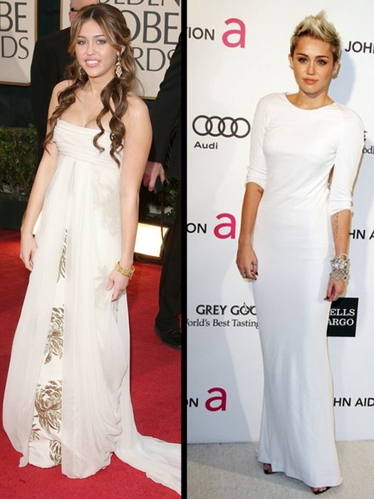 Новая стрижка – новое платье