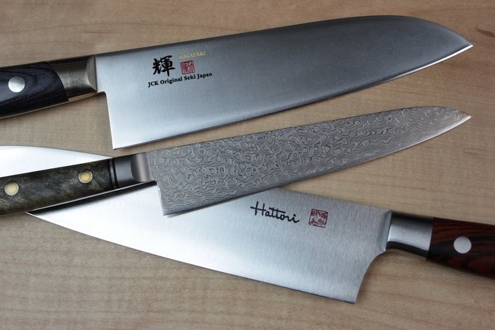 Качественный нож прослужит дольше.