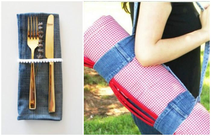 15 крутых идей, что делать со старыми джинсами и джинсовой одеждой 0763f37f5db