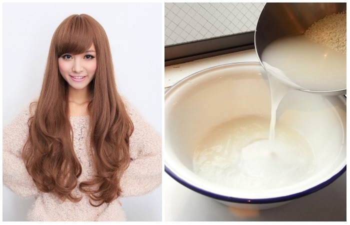 Древний секрет японских женщин, как быстрее отрастить длинные волосы