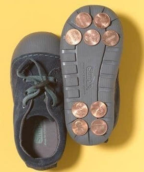Делаем степ-туфли.
