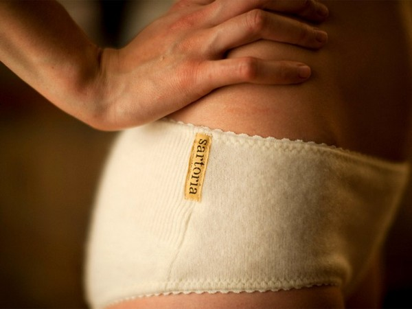 Теплое бельё может быть удобным и даже эротичным