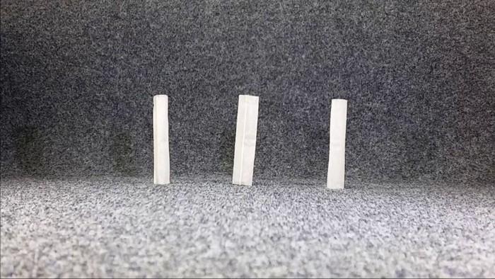 Как сделать петарды из бумаги