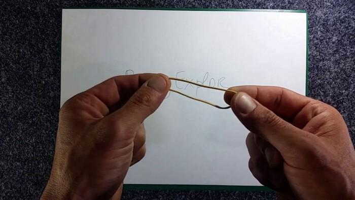 Как стереть карандаш без ластика