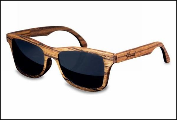 Больше, чем просто защита от солнца: деревянные очки