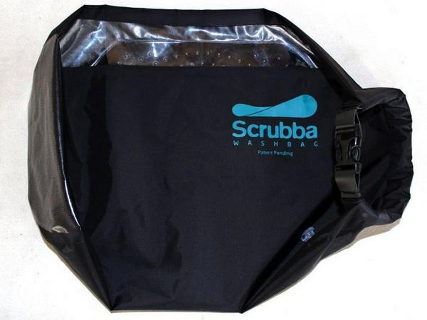 Сумка для качественной стирки без электричества Scrubba