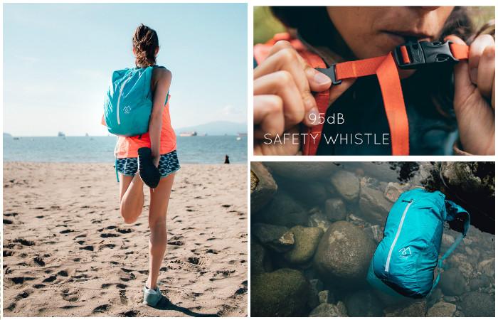 Sea to Sky – идеальный туристический рюкзак этого лета