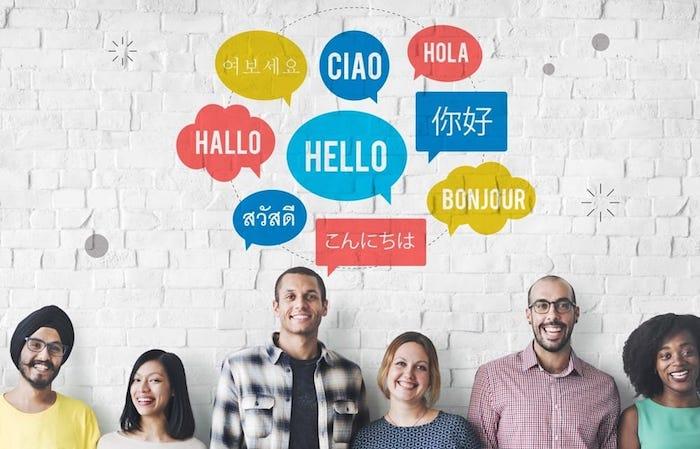 Знание хотя бы одного иностранного языка повышает привлекательность.
