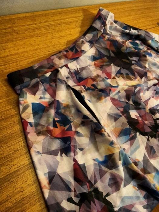 Как сделать карман для юбки