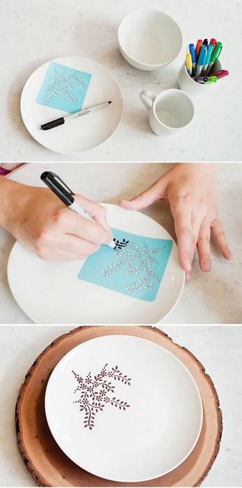 21 крутая идея с перманентным маркером