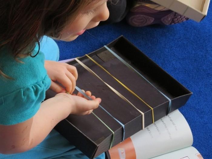 Как сделать почтовый ящик своими руками из коробки для детского сада