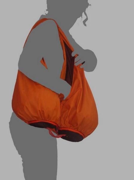 Удобная сумка для повседневных нужд Shop bag... (or not)