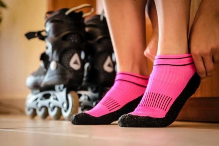 «Кроссоноски» или «носокроссовки» Skinners: самая удобная обувь для спорта